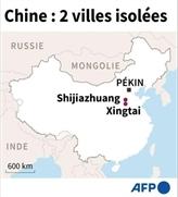 Virus : la Chine renforce les restrictions à l'approche du Nouvel An chinois