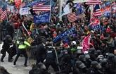 Violences au Capitole : 15 personnes inculpées par la justice fédérale