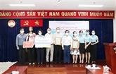 Des entreprises soutiennent la lutte contre le COVID-19 à HCM-Ville