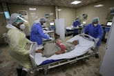 Syrie : les hôpitaux du Nord touchés de plein fouet par une flambée de COVID
