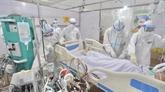 COVID-19 : 6.957 nouveaux cas, 27.250 nouvelles guérisons