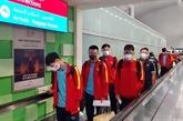 Le Vietnam arrive aux Émirats arabes unis pour se préparer à un match contre la Chine