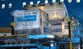 Trois cent réfrigérateurs à vaccins soutenus par le Japon et l'UNICEF arrivent au Vietnam