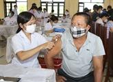 COVID-19 : le Vietnam souligne l'importance de l'universalisation du vaccin dans la nouvelle normalité