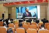 Le Vietnam progresse sur le classement d'indice intégré pour le développement postal