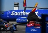 Southwest Airlines a annulé plus de 1.000 vols dimanche 10 octobre