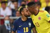 Mondial-2022/qualif : le Brésil fléchit en Colombie mais s'approche du Qatar