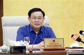 Projets de résolution sur le développement de Hai Phong, Nghê An, Thua Thiên-Huê en débat