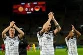 Mondial 2022 : l'Allemagne au Qatar, les Pays-Bas s'en rapprochent