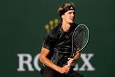 Indian Wells : Zverev et Murray se donnent rendez-vous au 3e tour