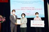 La République de Corée fait don de fournitures médicales àHô Chi Minh-Ville