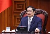 Le Premier ministre participera au Forum international