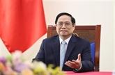 Le PM vietnamien a une conversation téléphonique avec un vice-président turc