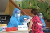 COVID-19 : le Vietnam enregistre 2.949 nouveaux cas en 24 heures