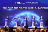 Cinq priorités de la coopérationdans le monde numérique