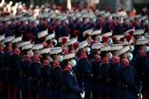 L'Espagne célèbre sa Fête nationale avec une pandémie au plus bas