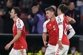 Qualifications Mondial-2022 : le Danemark au Qatar, l'Angleterre freinée