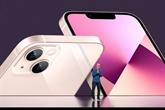 Apple réduit la production de l'iPhone 13 à cause de la pénurie de puces