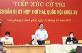 Le PM Pham Minh Chinh détaille les tâches et solutions à venir