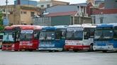 Hanoï se prépare de toute urgence à reprendre le transport routier des passagers