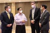 Persister dans la lutte contre l'épidémie, assurer les grands équilibres de l'économie