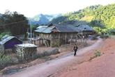 Nouvelle physionomie d'un village des Công à Diên Biên