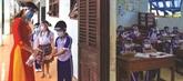 À Cà Mau, les élèves ont repris le chemin de l'école