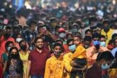 En Inde, retour des foules aux fêtes religieuses, les horreurs du COVID s'estompent