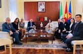 L'Italie souhaite promouvoir ses relations avec le Vietnam