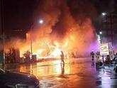 Taïwan (Chine) : 46 morts dans l'incendie d'un immeuble