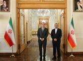 Nucléaire : les discussions entre l'Iran et l'UE continueront à Bruxelles