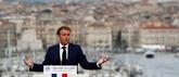 Macron se penche de nouveau sur l'avenir de Marseille