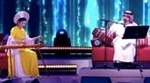 Expo 2020 de Dubaï : la monocorde vietnamienne au diapason de la musique arabe