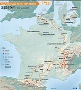 Tour de France 2022 : retour à l'Alpe d'Huez pour la Fête nationale