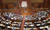Le PM japonais dissout la Chambre des représentants du Parlement