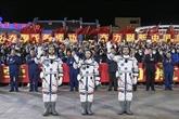 Les astronautes chinois arrivent dans leur station spatiale pour leur plus longue mission habitée