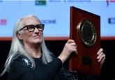 Jane Campion reçoit le Prix Lumière :