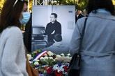 Hommages à Samuel Paty dans sa ville, son collège et à l'Élysée