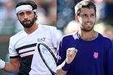 ATP - Indian Wells : Basilashvili rejoint Norrie pour une finale surprise