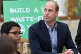 Avant la COP26, le prince William remet son prix Earthshot pour le climat