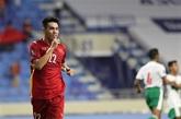 Le Vietnamien Nguyên Tiên Linh, meilleur joueur d'octobre sélectionné par l'AFC