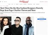 Công Tri est l'un des trois créateurs de mode marquants du monde