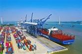 Hausse du fret via les ports maritimes