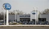 Royaume-Uni : Ford investit 230 millions de livres dans les composants électriques
