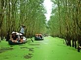 Tiên Giang, tourisme fluvial dans le delta du Mékong