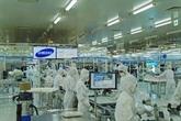 Samsung Electronics Vietnam, première entreprise du classement Profit 500