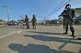 Équateur : les forces de l'ordre dans la rue pour contrer les violences du narcotrafic