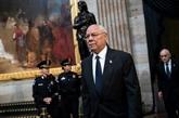 Colin Powell, premier secrétaire d'État afro-américain, meurt du COVID-19