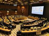 Le Vietnam préside une réunion de l'ONU sur la montée des océans et ses impacts sur la paix du monde