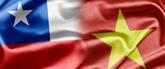 Célébration des 50 ans de l'établissement des liens diplomatiques Vietnam - Chili